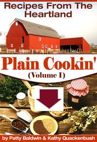 Plain Cooking